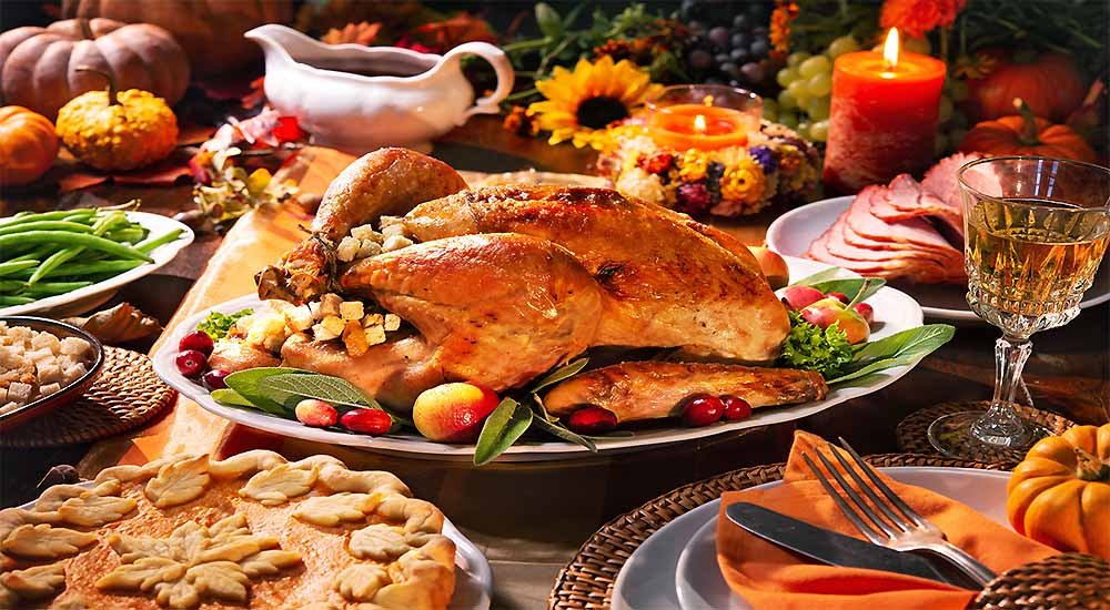 7 Simple Tips to Keep You Healthy This Thanksgiving!
