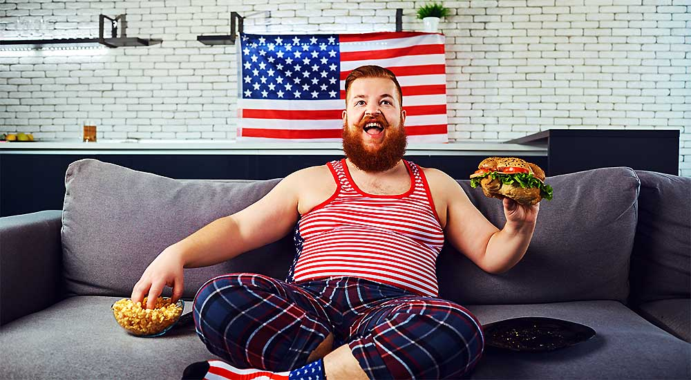 Could Americans' Eating Habits Possibly Get WORSE Yes!