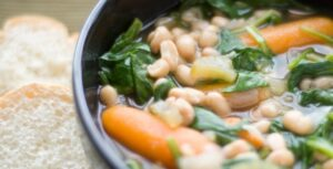 Healthy Gluten Free Recipes Easy Bean and Vegetable Dinner