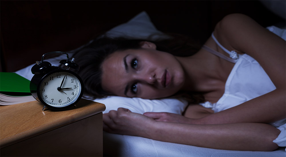 Insomnia Treated with Clinical Nutrition