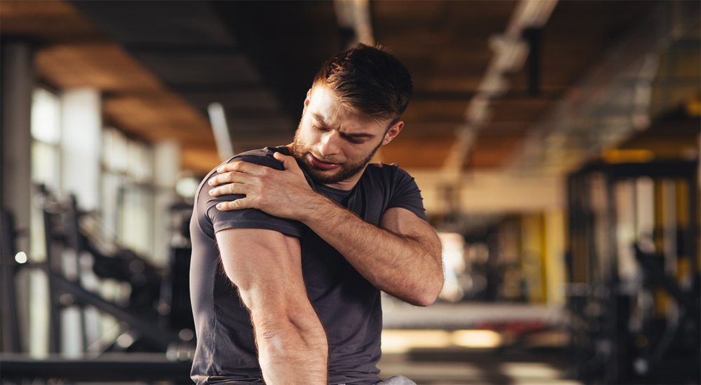 Physical Therapy Helps Shoulder Pain and Stiffness