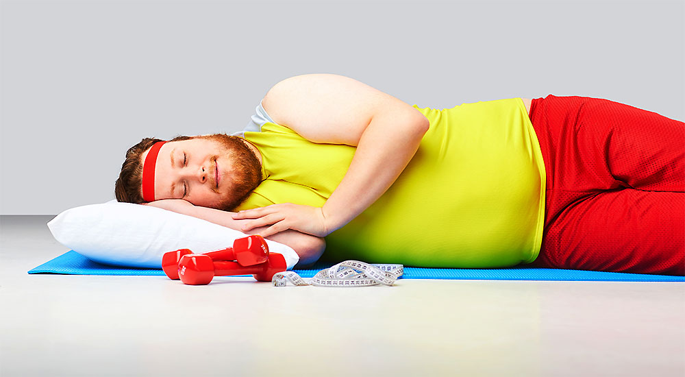 Sleep to Lose Weight - and to Be Healthy!