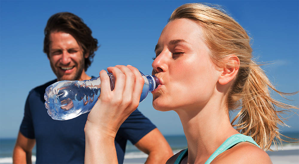 Hydration is Critical to Treatment Success!